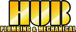 Hub Plumbing And Mechanical logo